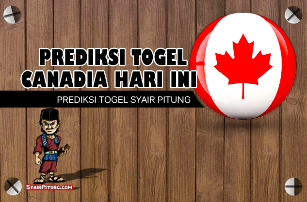 Angka Bocoran Canadia 03 September 2019